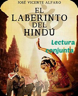 """LC """"EL laberinto del hindú"""""""