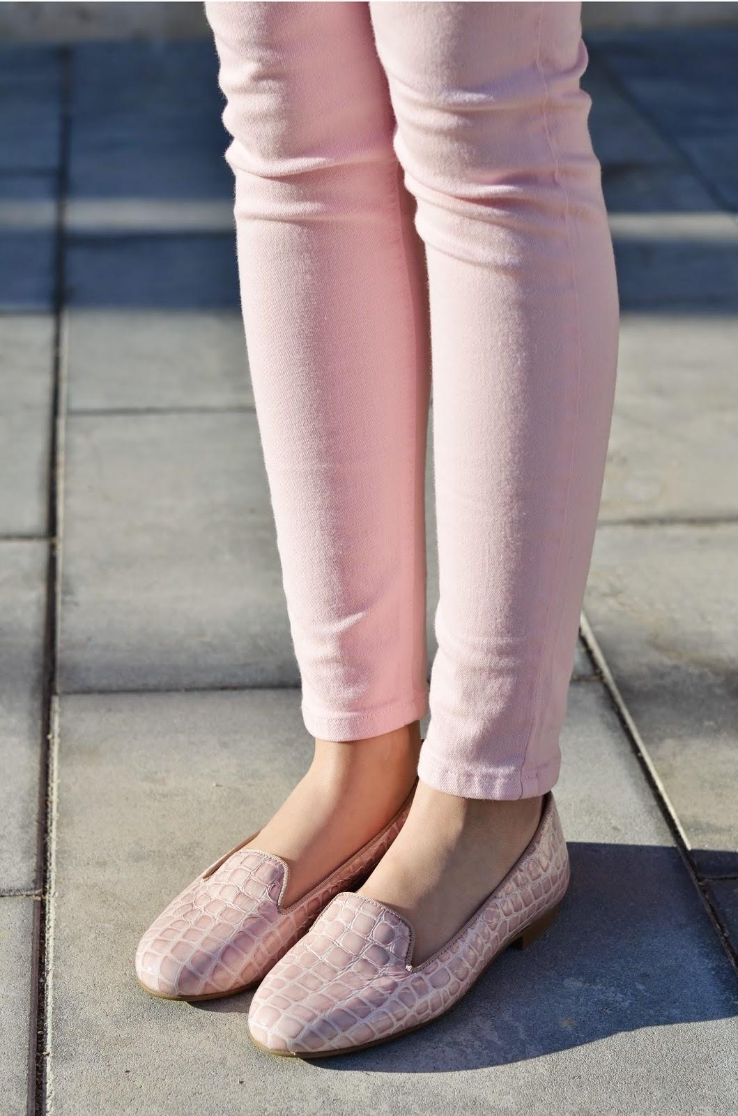 Peeptoes Lodi color negro y nude AMAYA - Lomas Zapatos