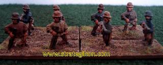 French handgunners #2