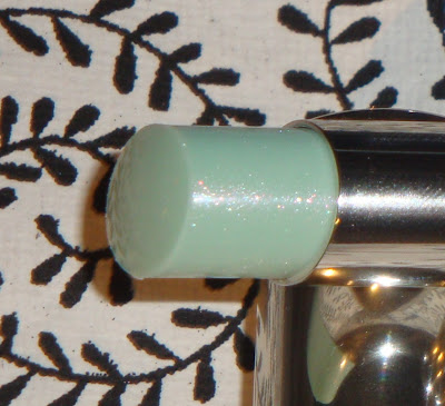 YSL Volupte Sheer Candy 11 Menthe Fraishe (Frosted Mint)