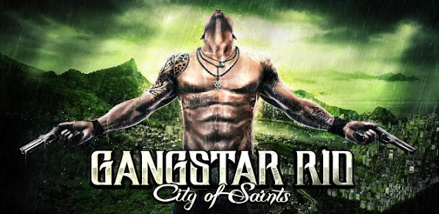 Gangstar Rio City of Saints 2.0 { APK+Data }