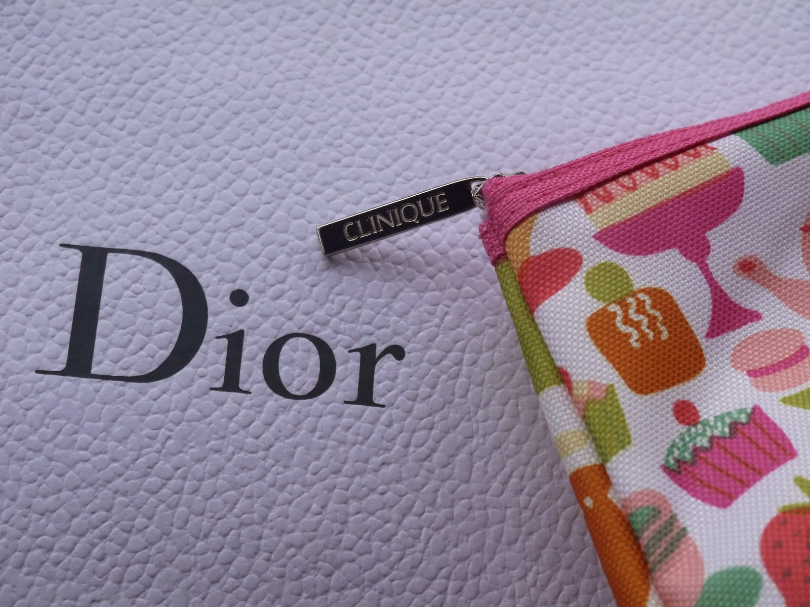 Beauty Haul: Dior and Clinique Purchases