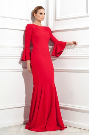 Vestidos de madrina de vicky martin berrocal 2014