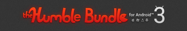 The Humble Bundle 3 Android