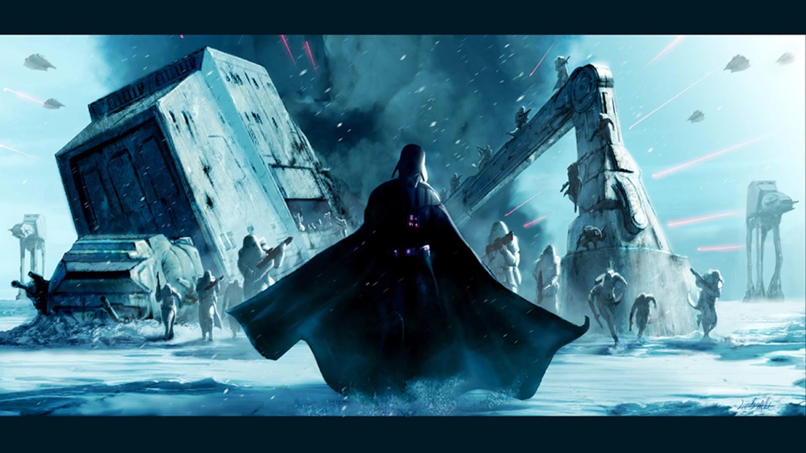 Star Wars Backgrounds for Desktop PC