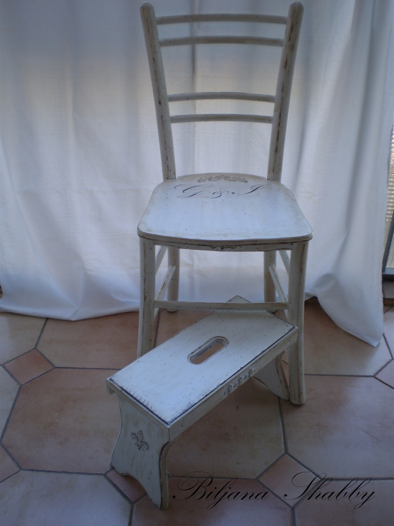 biljana shabby shabby chic namjestaj french vintage stolice. Black Bedroom Furniture Sets. Home Design Ideas