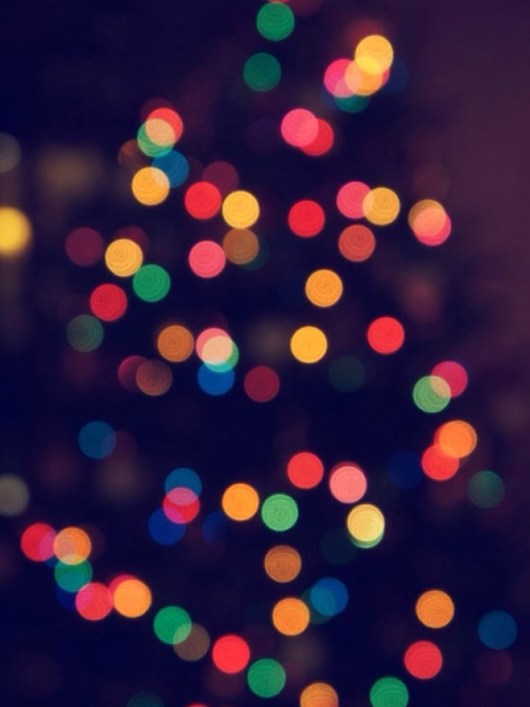 Galaxy note hd wallpapers christmas tree bokeh blur - Galaxy christmas wallpaper ...