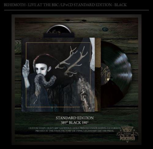 "BEHEMOTH: Teaser του επερχόμενου ""Live At The BBC/ Maida Vale Studios"""