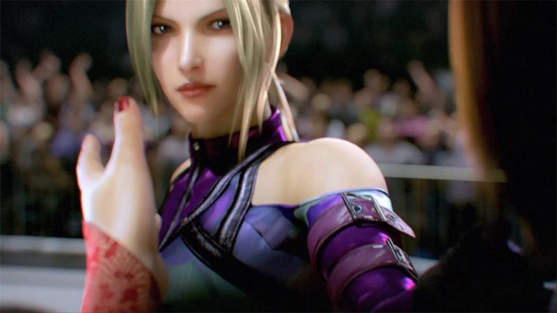 Tekken CG Opening