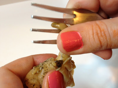 how to remove whelk worm