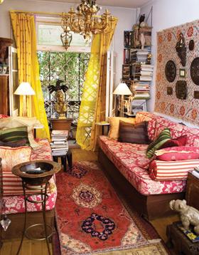 Muebles y accesorios tnicos ideas para decorar dise ar for Muebles de indonesia