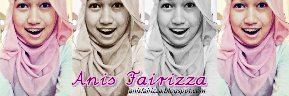 Anis Fairizza