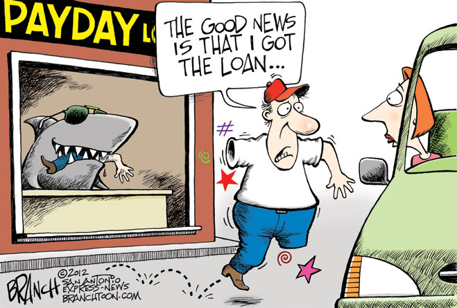 Payday loans are bad but the alternatives can be worse