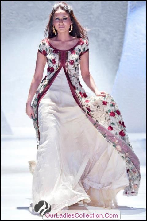Fashion collection at pakistan fashion week 2012 have a look pakistan