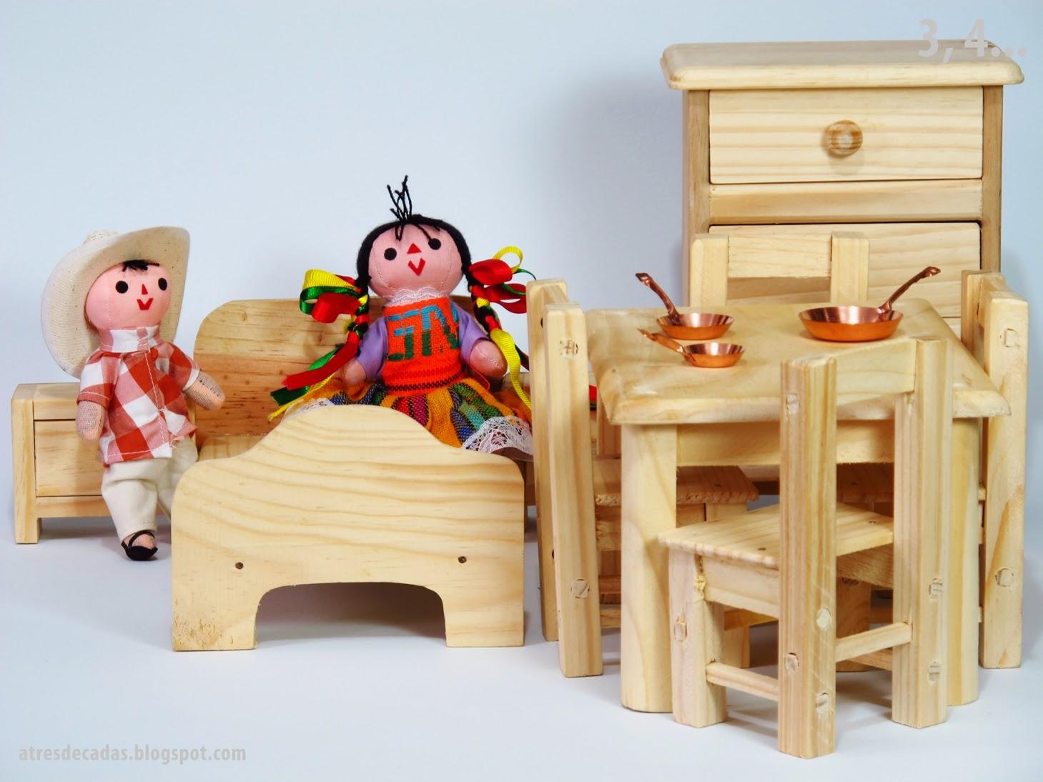 Tressiete febrero 2015 - La casa de madera muebles ...