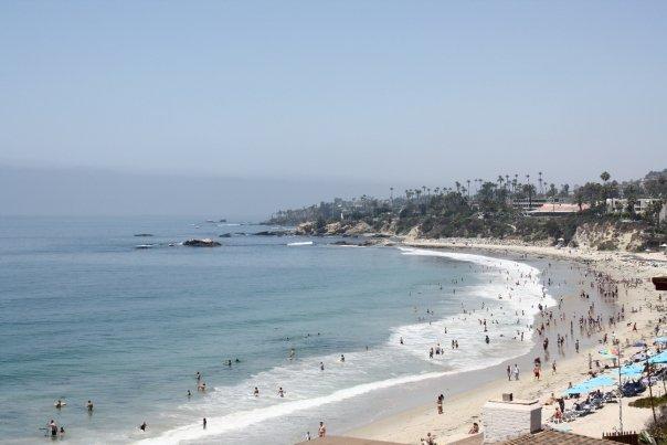 Ma Bicyclette: Travel On A Budget | Laguna Beach, California