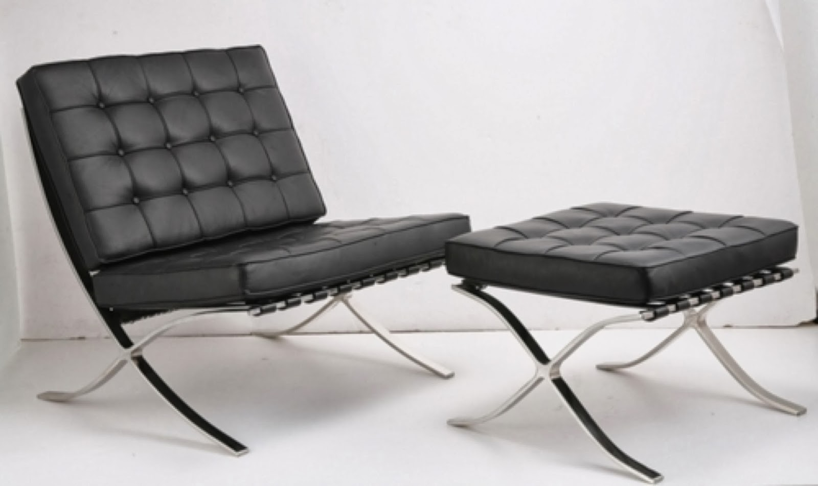Bauhaus Furniture History Barcelona chair: a typical