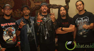 Burgerkill - Metal Hammer Golden Gods Award 2013