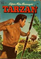 TARZAN E A FÚRIA SELVAGEM - 1952