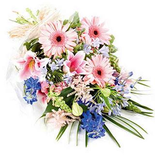 זר פרחים מאתר פרחי עופר