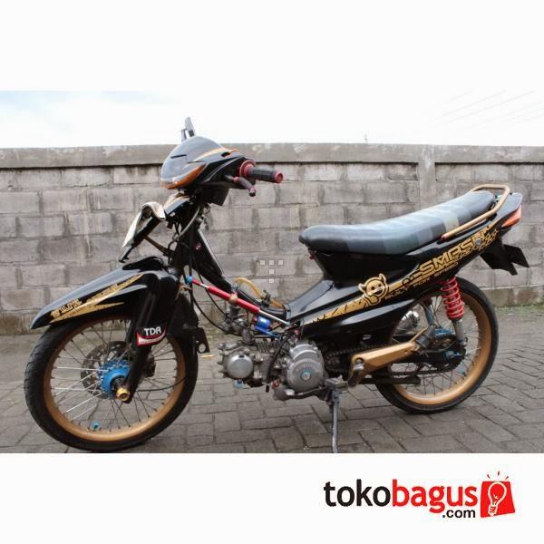 Suzuki Smash 2005 Modif – Tokobagus.com