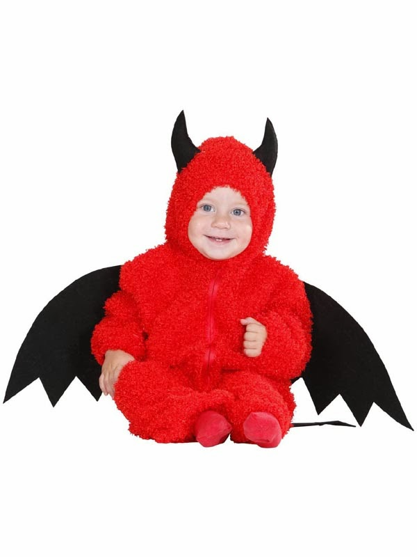 Baby kostume