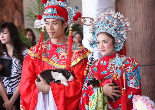 การแต่งงานแบบจีน