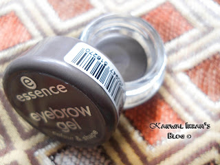 Essence Eyebrow Gel In Brown 01