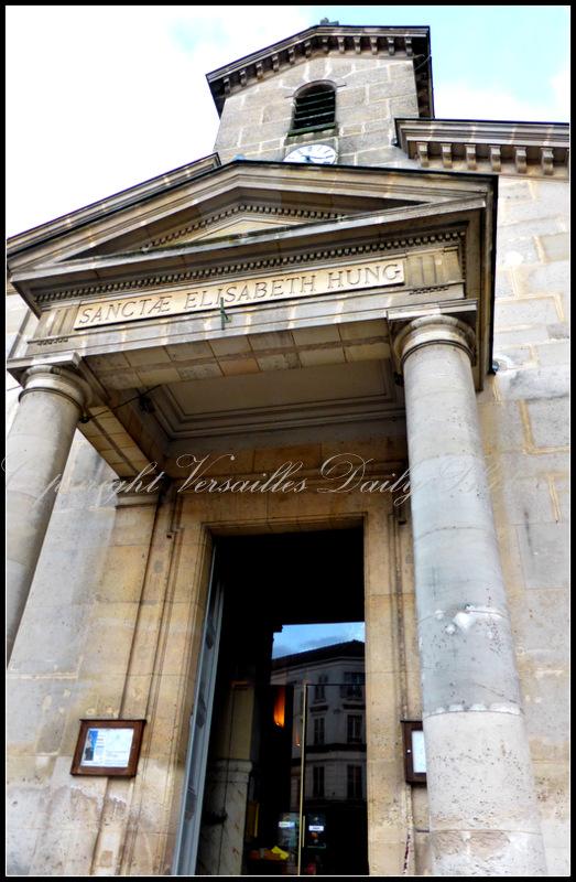 Sainte Elisabeth de Hongrie Versailles