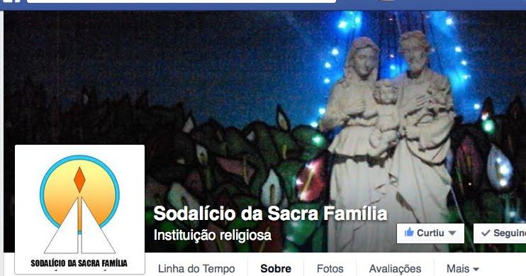 Ajude o Soladicio da Sacra Família!