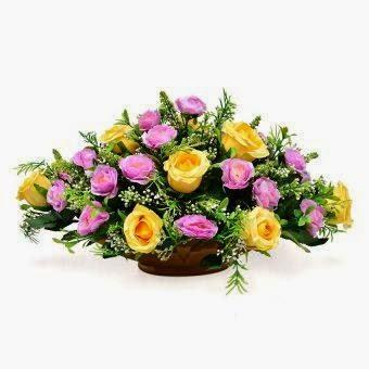Diahotel Model Dasar Rangkaian Bunga