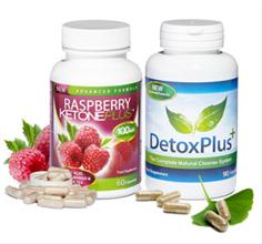 raspberry ketone plus and detox plus