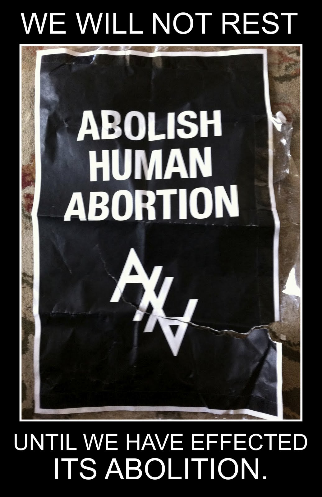 """abolishing abortion Home """"peace, peace,"""" when there is no peace """"pro-life"""" laws that are actually pro-choice it's not that they can't they just won't."""
