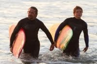 Chasing Mavericks Film starring Jonny Weston and Gerard Butler