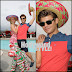 Garrett Clayton: Fiesta Cinco de Mayo con amigos!