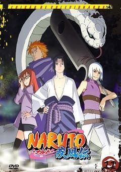 Torrent Anime Desenho Naruto Shippuden - 11ª Temporada 2007 Legendado 720p BDRip HD completo