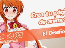 Crea tu página de Anime: El Diseño