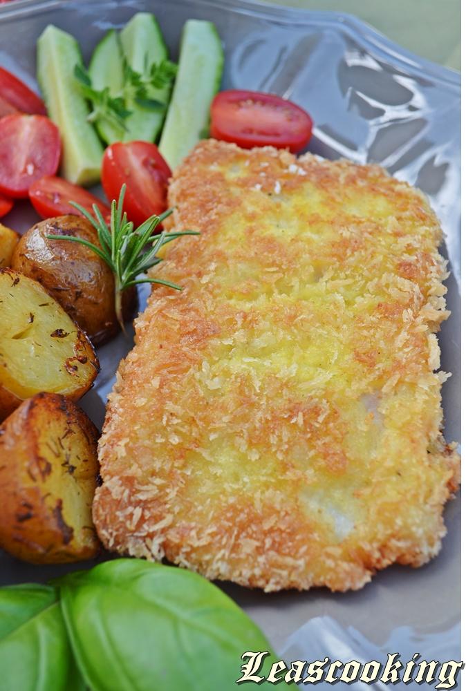 lea 39 s cooking fried halibut fish recipe