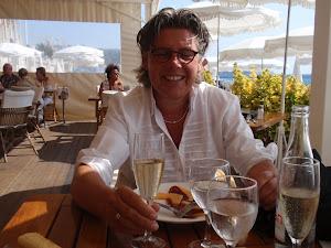 Anita in Nice