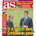 Polémica por los premios LFP, Piqué en venta: las portadas