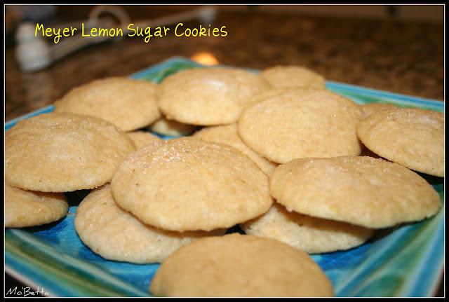 Meyer Lemon Recipe Round Up