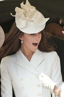 Kate Middleton Order Of The Garter Service