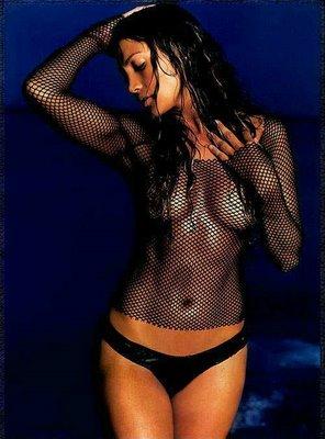 Hinkle bikini marin Teri Hatcher,