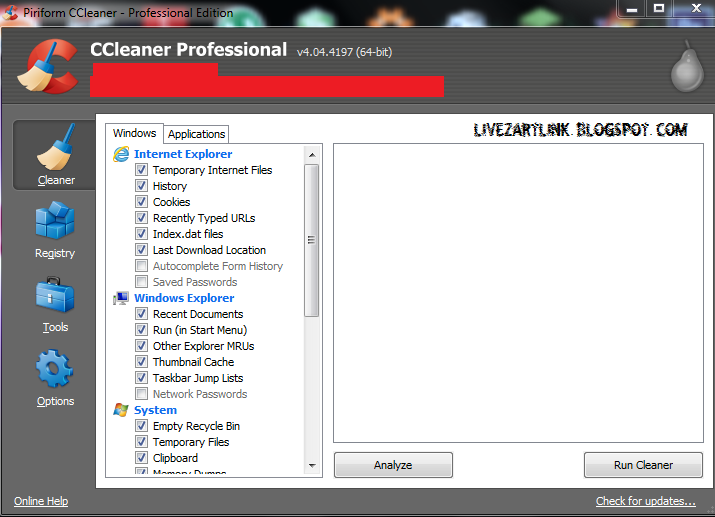 ccleaner network professional 2 serial