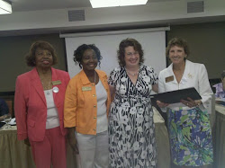 Wakulla Democratic Women's Club Charter with State