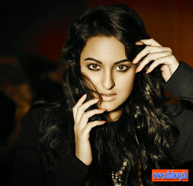 Sonakshi Sinha Notch Magazine Photoshoot