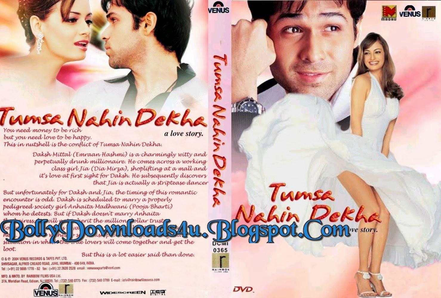 Tumsa Nahi Dekha Movie Mp3 Download Mp3 Song Download