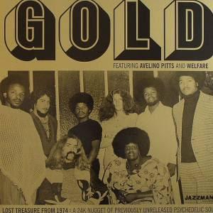 Gold - Gold (Funk-Soul)
