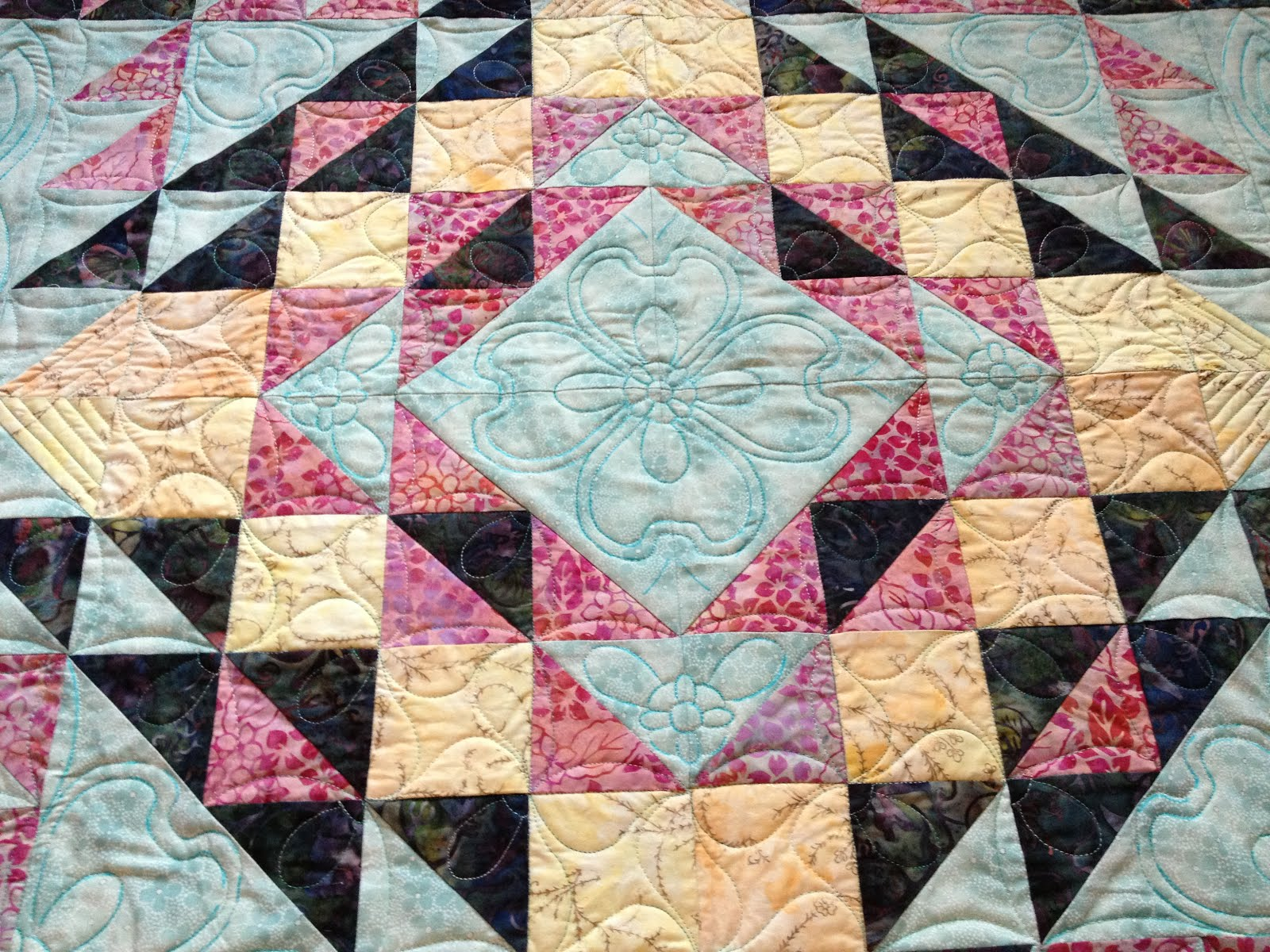Master+Peace Studio: The process of a Mystery quilt ...