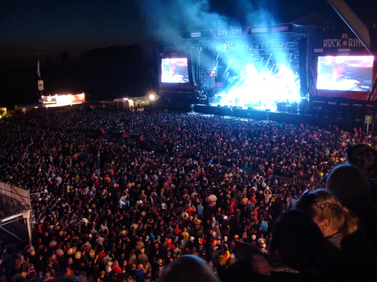 konser musik rock terbesar segelas info